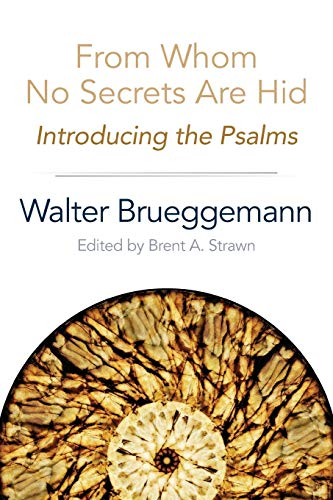 9780664259716: From Whom No Secrets Are Hid: Introducing the Psalms
