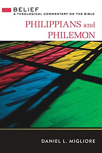 9780664260125: Philippians and Philemon: Belief: A Theological Commentary on the Bible