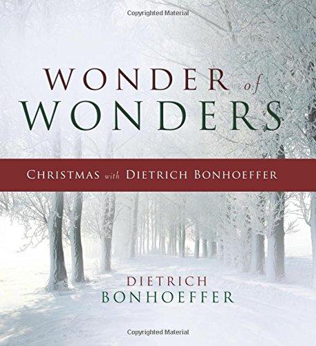 9780664260453: Wonder of Wonders: Christmas With Dietrich Bonhoeffer