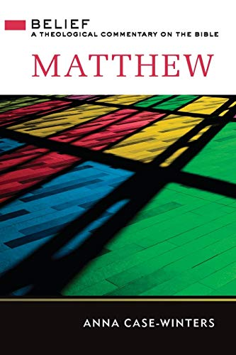9780664261139: Matthew: A Theological Commentary on the Bible