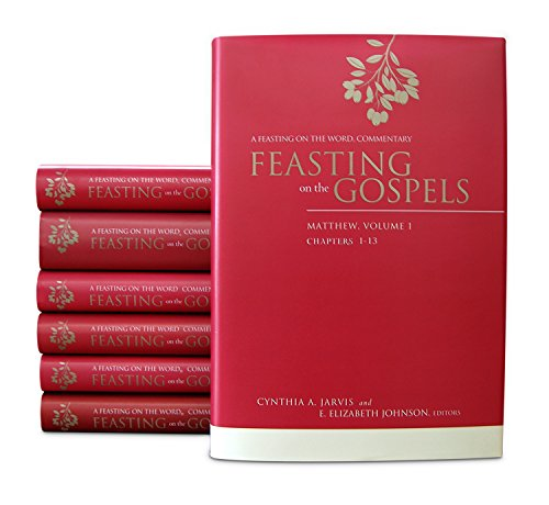 9780664261337: Feasting on the Gospels Complete Seven-Volume Set: A Feasting on the Word Commentary