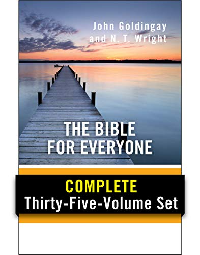 9780664261771: The Bible for Everyone Set: Complete Thirty-Five-Volume Set (The New Testament for Everyone)