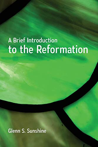 9780664262266: A Brief Introduction to the Reformation