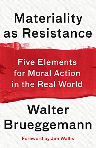 9780664266264: Materiality as Resistance: Five Elements for Moral Action in the Real World