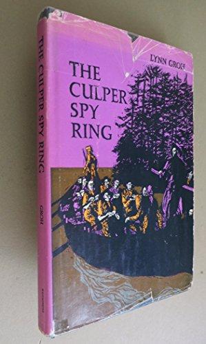 9780664324476: The Culper spy ring