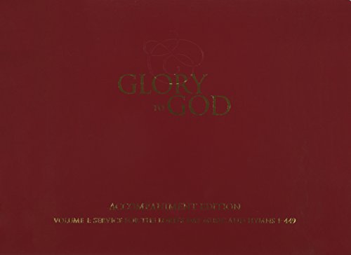 Glory to God (Red Accompaniment Edition) (Hardback)