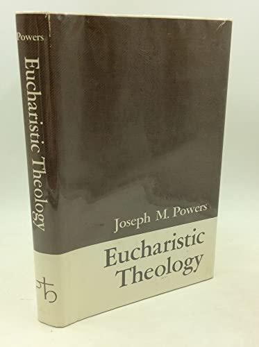 9780665000157: EUCHARISTIC THEOLOGY.