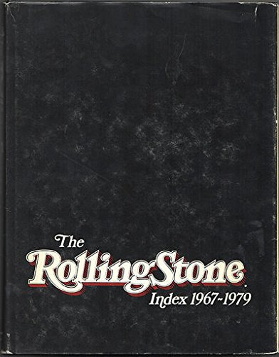 THE ROLLING STONE INDEX 1967 - 1979.: n/a