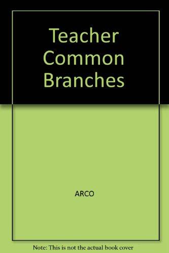 Teacher Common Branches: ARCO