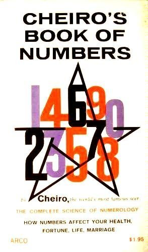 9780668011709: Cheiro's Book of Numbers
