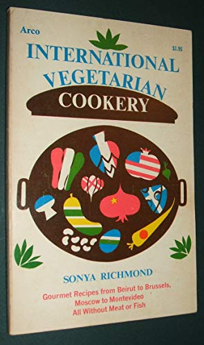 9780668014830: International Vegetarian Cookery