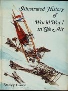 9780668017688: Illustrated History of World War I in the Air