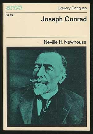 9780668018883: Joseph Conrad (Arco literary critiques)