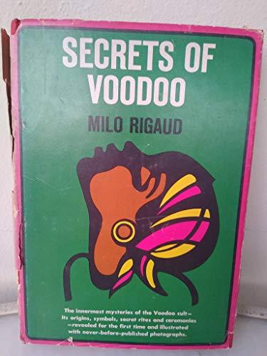 9780668020084: Secrets of voodoo