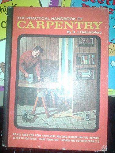 9780668020565: The practical handbook of carpentry,