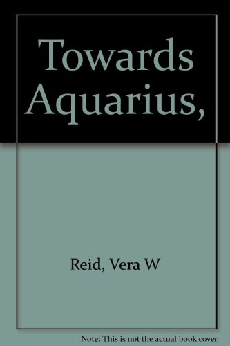Towards Aquarius