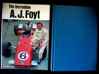The incredible A. J. Foyt,: Engel, Lyle Kenyon