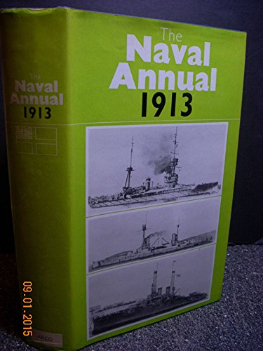 9780668022675: The Naval Annual 1913