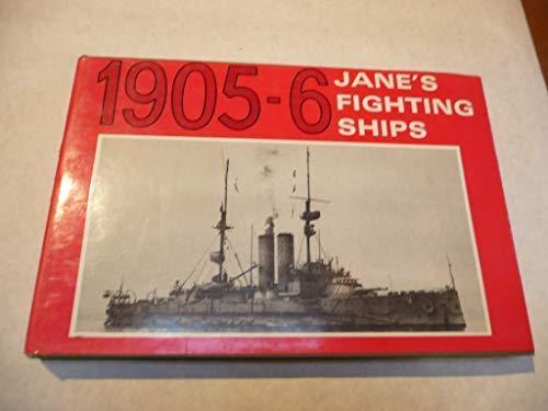 9780668022699: Jane's Fighting Ships, 1905-6