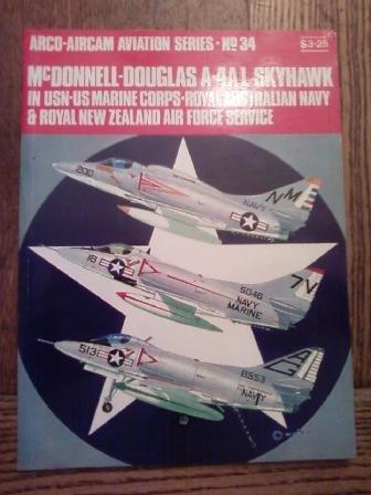 McDonnell-Douglas A-4A/L Skyhawk, in USN-US Marine Corps-Royal: Ward, Richard, and