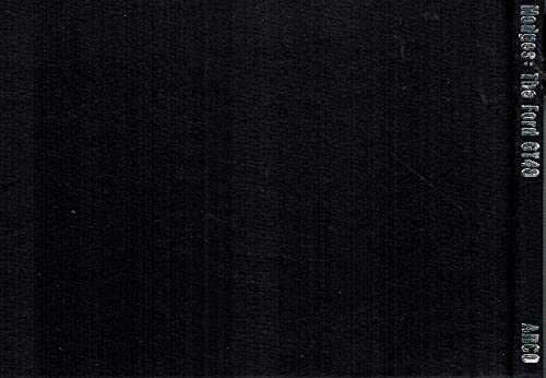 9780668023306: The Ford GT40: prototypes and sports cars (Arco famous car series)