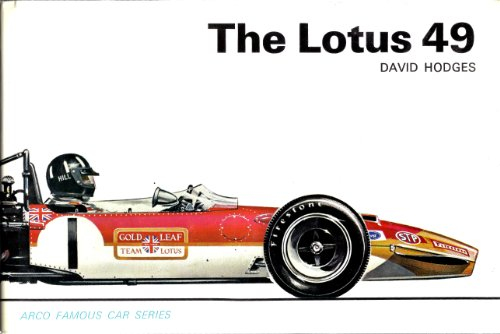 9780668023337: The Lotus 49 (Arco famous car series)