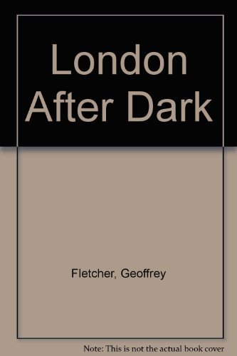 9780668023429: London after dark
