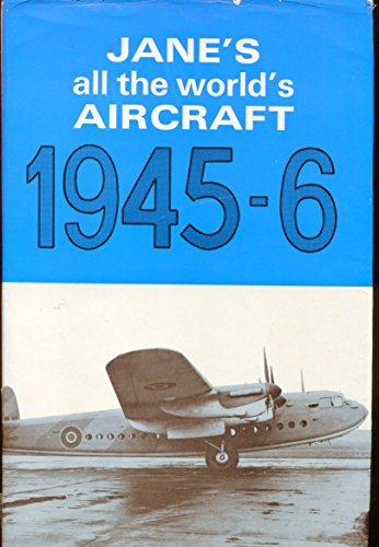 9780668023900: Jane's All the World's Aircraft 1945 - 6