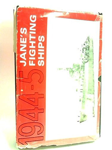 9780668024914: Jane's Fighting Ships 1944-45