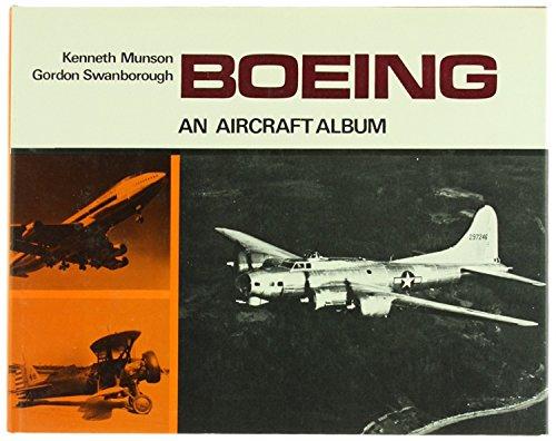Boeing (An Aircraft album, no. 4): Munson, Kenneth