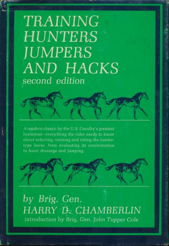 9780668026208: Training Hunters, Jumpers and Hacks