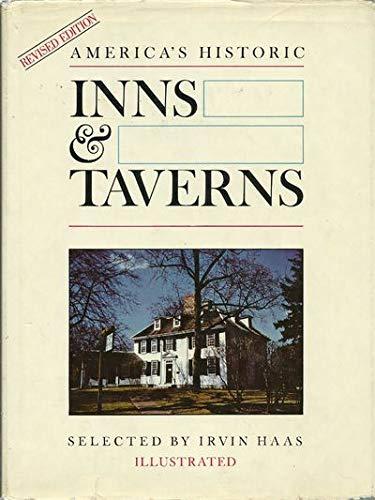 9780668026314: America's historic inns & taverns