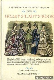 9780668027021: A Treasury of Needlework Projects from Godey's Lady's Book