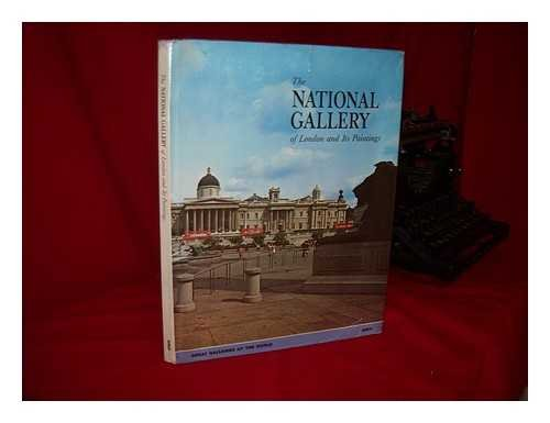 9780668029223: National Gallery of London and Its Paintin