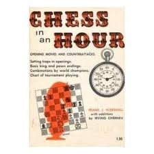 9780668032360: Chess in an Hour