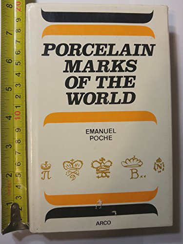 9780668034036: Porcelain Marks of the World