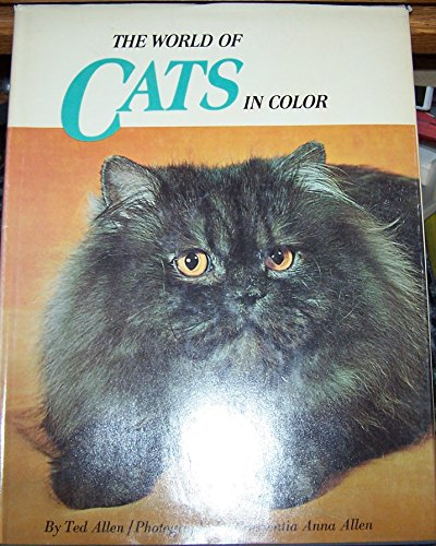 9780668034166: The World of Cats in Colour