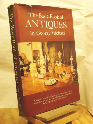 9780668034333: Basic Book of Antiques