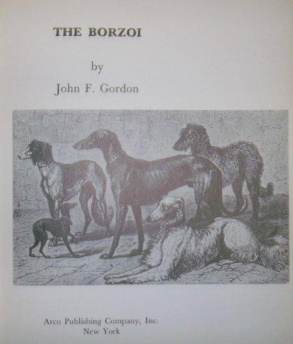 9780668034340: The borzoi