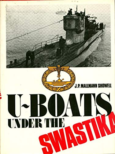 9780668034579: U-boats Under the Swastika. An introduction to German Submarines 1935-1945