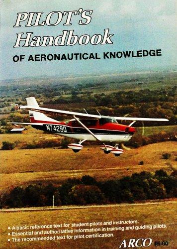 9780668034791: Pilot's Handbook of Aeronautical Knowledge