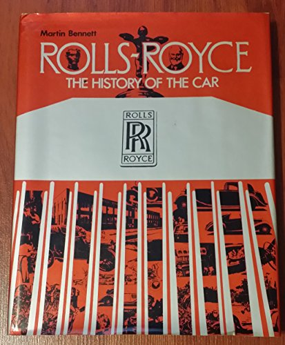 9780668036191: Rolls-Royce: The history of the car