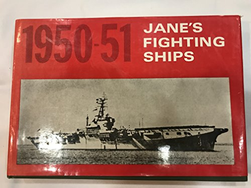 9780668036917: Jane's Fighting Ships 1950-51. A Reprint of the 1950-51 Edition of Fighting Ships, Founded by Fred T. Jane