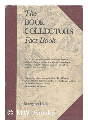 9780668037563: The Book Collectors' Fact Book