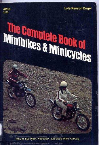 9780668037853: Complete Book of Mini Bikes and Mini Cycles