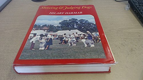 Showing and Judging Dogs: Harmar, Hilary