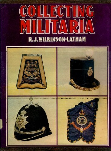 9780668038799: Collecting militaria