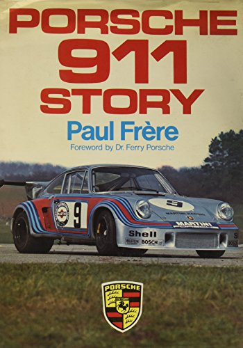 9780668039642: Porsche 911 story