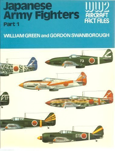 9780668041195: Japanese Army Air Force Fighters, Part 1 (WWII Aircraft Fact Files)