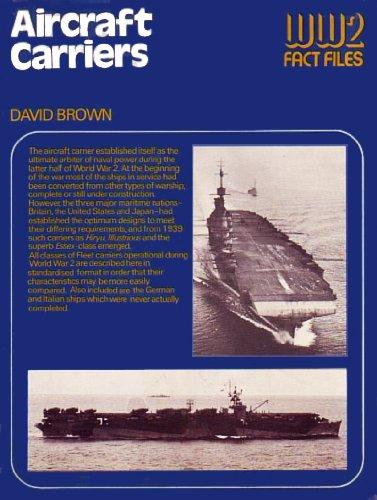 9780668041645: Aircraft carriers (World War 2 fact files)
